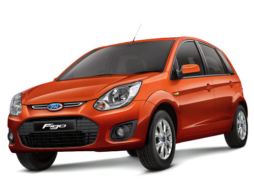 Ford Figo For Rent In Cochin, Kerala