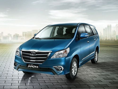 Toyota Innova For Rent In Cochin, Kerala