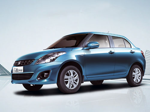 Maruti Dzire For Rent In Cochin, Kerala