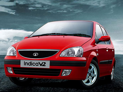 Tata Indica For Rent In Cochin, Kerala