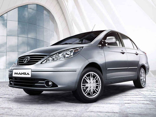 Tata Manza For Rent In Cochin, Kerala