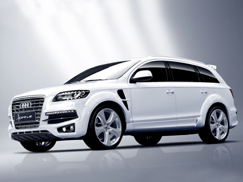Audi Q7 For Rent In Cochin, Kerala