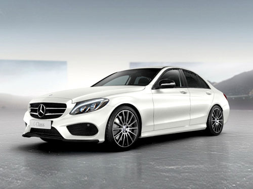 Benz C Class For Rent In Cochin, Kerala