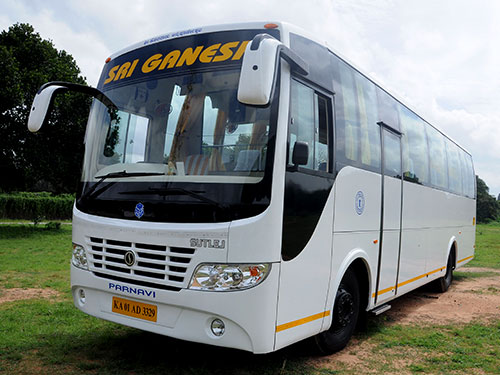 Coach 35 Seated Push Back (Non A/c) For Rent In Cochin, Kerala