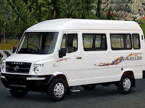 Tempo Traveller 12 Seated (A/c) For Rent In Cochin, Kerala