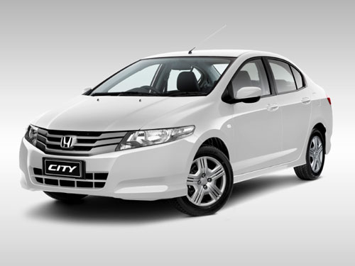 Honda City For Rent In Cochin, Kerala